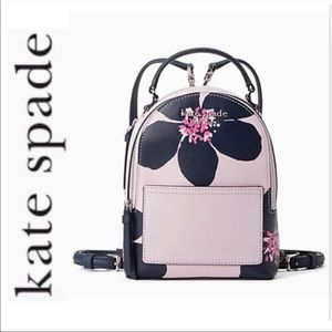 Kate Spade Cameron Grand Flora Mini Backpack